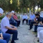 Yazar ve şair Ali Nar kabri başında anıldı