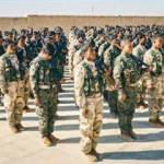 ABD, Haseke'de 400 teröriste silah ve baskın eğitimi verdi