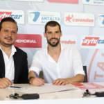 Andrea Poli, Antalyaspor'da!