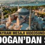 Bayram mesajı videosunda Cumhurbaşkanı Erdoğan'dan şiir