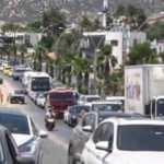 Bodrum'dan tatil dönüşü yoğunluğu; 1 günde 70 bin araç çıkış yaptı