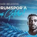 Büyükşehir Belediye Erzurumspor, Estrela'yı kadrosuna kattı