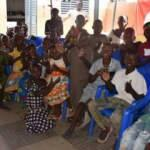 Cansuyu Derneği Mali'de yetimlerin yüzünü güldürdü