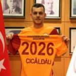 Cicaldau resmen Galatasaray'da!