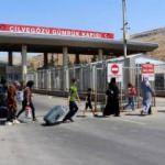 Cilvegözü'nde bayram yoğunluğu: 44 bin 220 Suriyeli bayramlaşmak için ülkelerine gitti