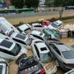 Çin'de sel felaketi: Ölü sayısı 63'e yükseldi!