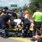 Çocuğunun tuvalet ihtiyacı için duran sürücü kazaya neden oldu: 6 yaralı