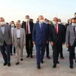 Cumhurbaşkanı Erdoğan KKTC'de bayram namazını kıldı: Cemaatle bayramlaştı