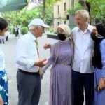 Darülaceze'de Kurban Bayramı ziyaretleri