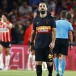 Galatasaray yenildi, ülke puanı tehlikeye girdi!