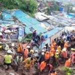Hindistan'da toprak kayması: 9 ölü, 3 yaralı