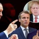 İsrail, ABD, Fransa ve İngiltere'den Türkiye'ye Maraş kınaması