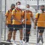 Galatasaray, PSV maçı için Hollanda'da
