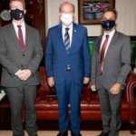 """KKTC Cumhurbaşkanı Tatar'dan """"Kıbrıs'ta egemen eşitlik' çıkışı"""