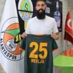 Miha Mevlja'dan Alanyaspor'a 3 yıllık imza