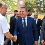 Mustafa Sarıgül bayramlaşma programına katıldı