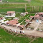 Ödüllü müzesinin ziyaretçileri Selçuklu mimarisi handa ağırlanıyor
