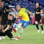 Olimpiyat açılışında Brezilya, Almanya'yı devirdi