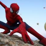 Örümcek Adam Kapadokya'da