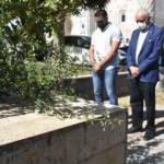 Paraguay'ın Ankara Büyükelçisi Valdez'den, Aziz Vlas'ın mezarına ziyaret