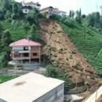 Rize'de felaketin bilançosu açıklandı