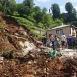 Rize'de selin bilançosu: 47 bina yıkıldı, 99 binada ağır hasar var