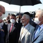 Saadet Partili Asiltürk Başkan Erdoğan'ın Kıbrıs ziyaretine katıldı