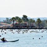 'Sakin Şehir Akyaka'nın nüfusu 20 kat arttı