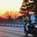 Vali Yerlikaya motosikletle memleketi Konya'ya gitti