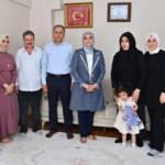 Vali Yerlikaya'dan 15 Temmuz şehidinin evine ziyaret