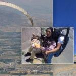 Yamaç paraşütü ile Erzincan semalarında tulum peynirli kahvaltı