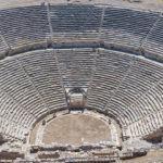2 bin 200 yıllık antik tiyatro açılıyor! Restorasyonu tamamlandı