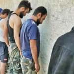 Dera'ya baskın: 70'ten fazla asker esir alındı