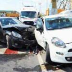 Hastane dönüşü kaza: 6 yaralı