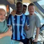 David Akintola Adana Demirspor'da!
