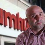 Aykut Küçükkaya, Cumhuriyet Gazetesi Genel Yayın Yönetmenliği görevinden istifa etti