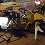 Balıkesir'de trafik kazası: 5 yaralı