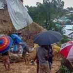Bangladeş'te heyelan: 5 Arakanlı Müslüman hayatını kaybetti