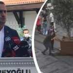 Beyoğlu Belediye Başkanı Yıldız'dan İBB'ye tepki: Ağaçlardan ne istediniz?