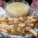 Dünyanın en pahalı patates kızartması: Porsiyon başına 200 dolar!