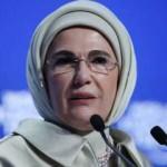 Emine Erdoğan: Yeşil vatan için yepyeni fidanlar yeşertelim
