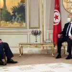 """Burita, Tunus Cumhurbaşkanı'na """"Kral 6. Muhammed'in mesajını iletti"""