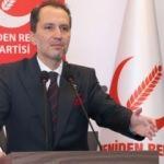 Fatih Erbakan'dan 'Tunus' açıklaması