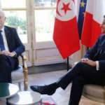 Fransa Dışişleri'nden Tunus açıklaması