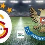 Galatasaray-St. Johnstone maçı D-Smart'ta!