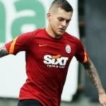 Galatasaray'a Cicaldau'dan kötü haber