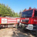 Gaziantep Büyükşehir Belediyesi'nden Adana ve Osmaniye'deki yangınla mücadeleye destek