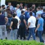Gezi Parkı'nda taşlı sopalı bıçaklı kavga kamerada