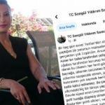 Ömer Halisdemir için hadsiz ifadeler kullanan Songül Sarıtaşlı İYİ Parti'den istifa etti