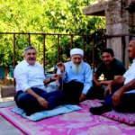 Hüseyin Yayman'dan Hacı Muhammed Bulut'a ziyaret